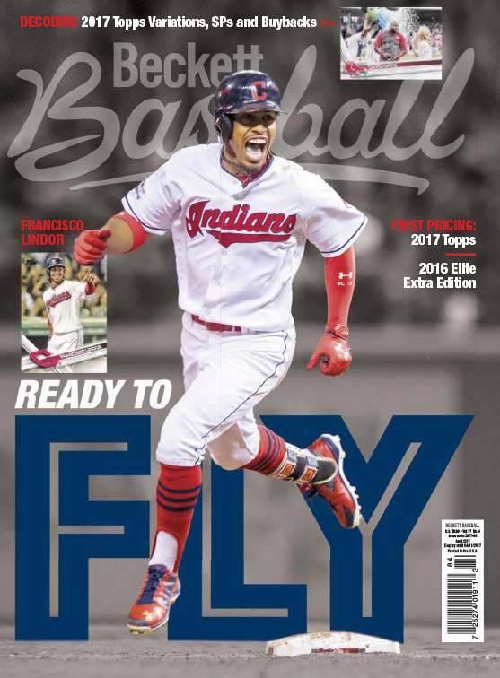 Beckett Baseball – April 2017 USA