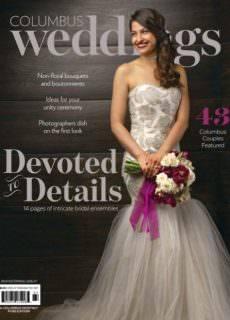 Columbus Weddings – Winter-Spring 2017