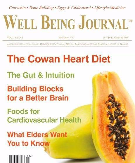 Well Being Journal – May-June 2017