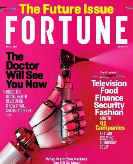 Fortune USA – May 1, 2017