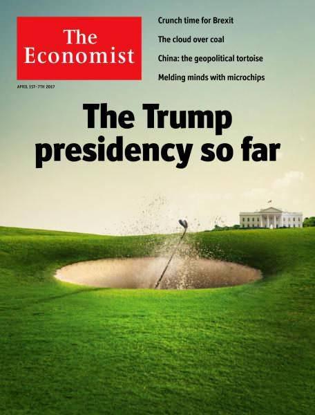 THE ECONOMIST – APRIL 1ST – 7TH 2017 [Europe]