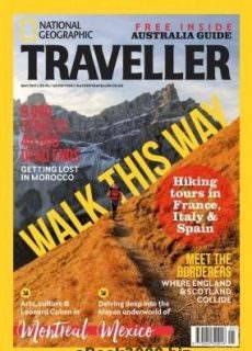 National Geographic Traveller UK – May 2017