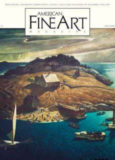 American Fine Art Issue 33 May June 2017