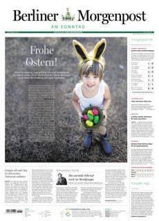 Berliner Morgenpost – 16 April 2017