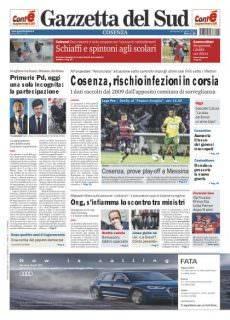 Gazzetta del Sud Cosenza – 30 Aprile 2017