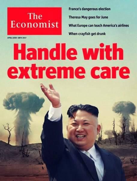 The Economist Europe – April 22nd 2017