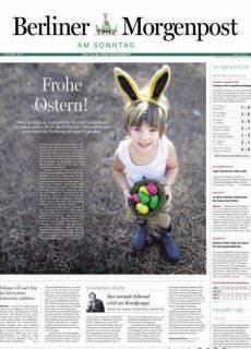 Berliner Kurier – 16 April 2017