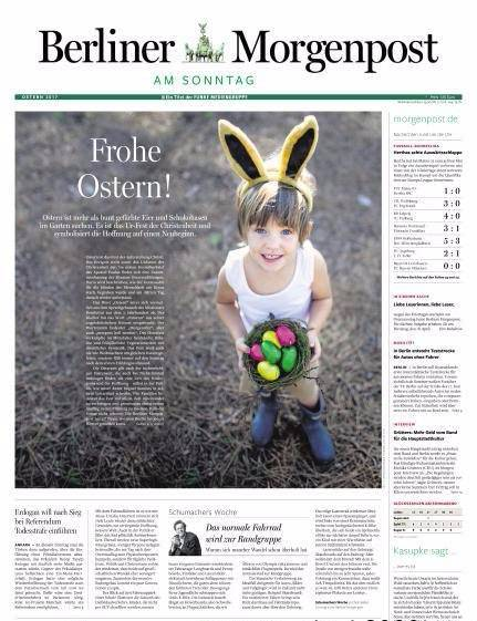 Berliner Kurier – 16 April 2017