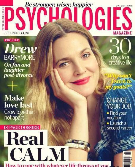 Psychologies UK – Issue 141 – June 2017