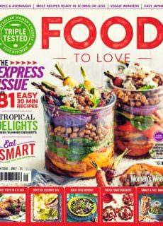 Food To Love – May 2017