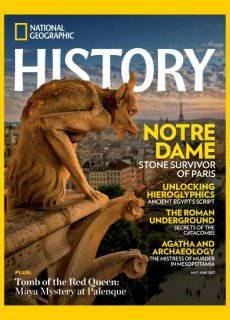 National Geographic History – May-June 2017