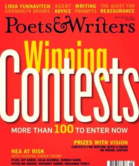 Poets & Writers – May-June 2017