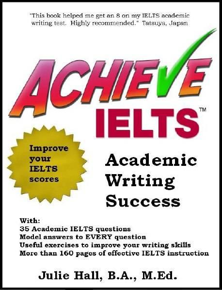 hall julie achieve ielts academic writing success