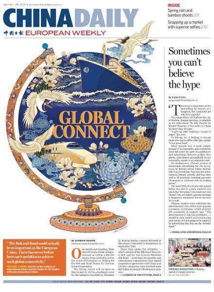 China Daily European Weekly April 14 2017