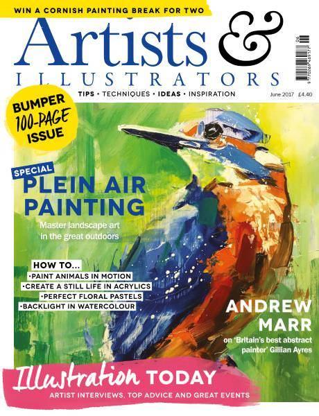 Artists & Illustrators – June 2017