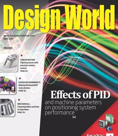 Design World – April 2017