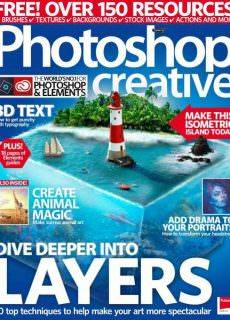 Photoshop Creative — Issue 152 2017