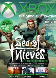 Official Xbox Magazine USA — June 2017