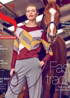 S Magazine (Sunday Express) — 30 April 2017