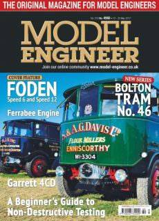 Model Engineer — Issue 4560 — 12-25 May 2017