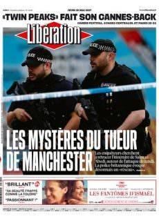 Libération du Jeudi 25 Mai 2017