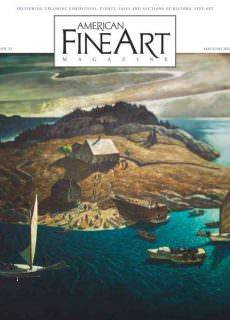 American Fine Art — Issue 33 — May-June 2017