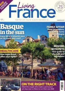 Living France – June 2017