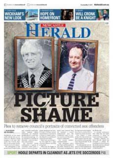 Newcastle Herald – May 11, 2017