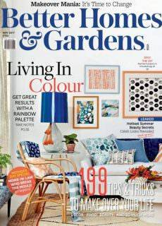 Better Homes & Gardens India — May 2017