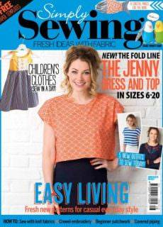 Simply Sewing – Issue 28 2017
