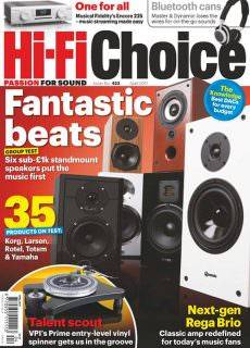 HiFi Choice May 2017