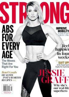 Strong Fitness — May-June 2017
