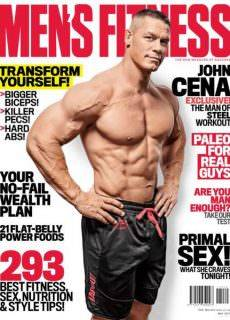 Men's Fitness South Africa — May 2017