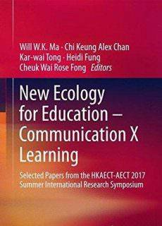 New Ecology for Education _ Communication X Learning