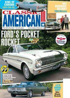 Classic American Magazine — Issue 313 — May 2017