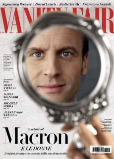 Vanity Fair Italia N.18 — 10 Maggio 2017