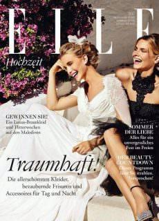 Elle Hochzeit Germany 2017