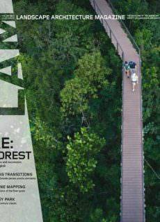 Landscape Architecture Magazine USA — May 2017