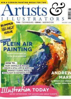Artists & Illustrators — June 2017
