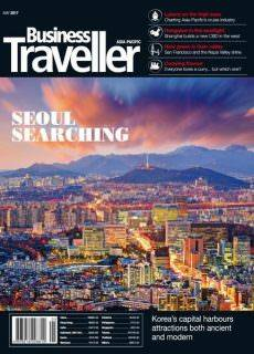 Business Traveller Asia-Pacific Edition — May 2017