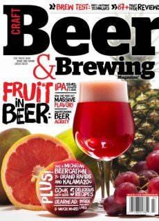 Craft Beer & Brewing — June-July 2017