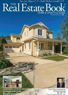 The Real Estate Book – San Luis Obispo And Santa Barbara Counties, CA – Vol 28 Issue 6 – 2017