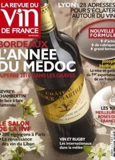 La Revue du Vin de France — Mai 2017