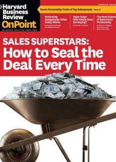 Harvard Business Review OnPoint – Summer 2017
