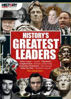 History Revealed — History's Greatest Leaders 2017
