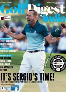 Golf Digest India — May 2017