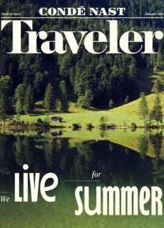 Conde Nast Traveler USA – June-July 2017