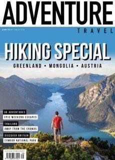Adventure Travel — May-June 2017