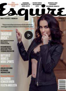 Esquire Indonesia — April 2017