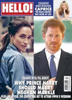 Hello! Magazine UK – April 24, 2017